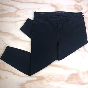 Torrid Plus Size High Rise Curvy Skinny Jeans